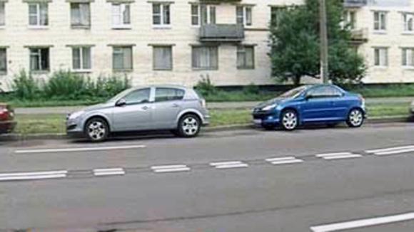 Москвичей будут штрафовать за порчу асфальта в городе