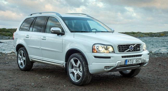 Volvo выпустит следующий XC90 в 2014 году совместно с Geely