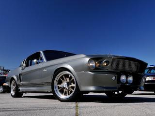 Выставлен на продажу Ford Mustang из «Угнать за 60 секунд»
