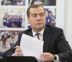 Медведев предложил увольнять чиновников нарушающих ПДД