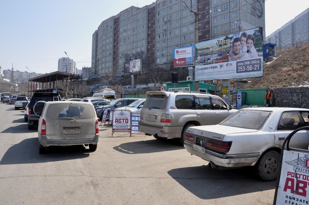 Остановки в районе 3-ей Рабочей перенесут во Владивостоке