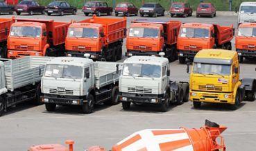 КАМАЗ в I квартале снизил производство на 20,7%
