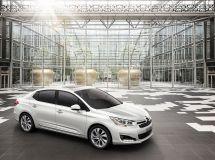 «Citroёn» запустил производство C4 седан