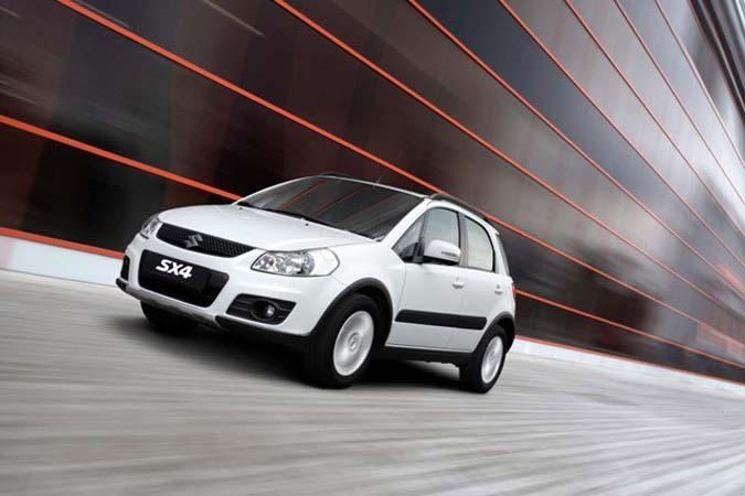 Suzuki SX4 получил новую комплектацию