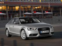 Audi A4 станет легче в новом поколении