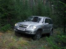 Chevrolet Niva нового поколения получит АКП