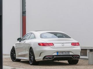 Mercedes-Benz официально представила S63 AMG Coupe