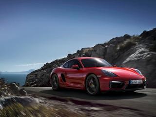 Porsche представляет спорткары Cayman и Boxster в версии GTS