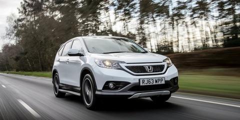 Компания Honda объявила специальную цену на кроссовер CR-V