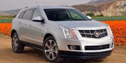 В России стартовали продажи Cadillac SRX