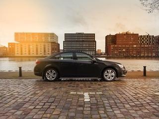 Chevrolet представит обновленный седан Cruze в Пекине