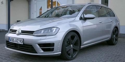 Volkswagen выпустит Golf R в кузове универсал