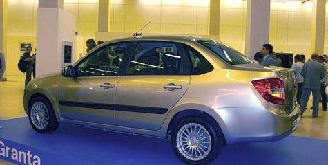 Lada Granta Sport подорожала на 23 тыс. рублей