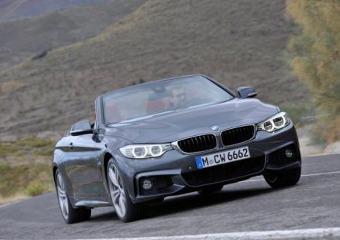 Кабриолет BMW M4 рассекретят 4 апреля