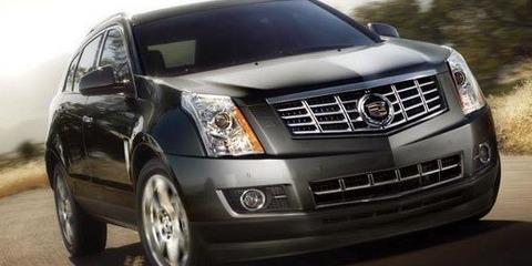 Кроссовер Cadillac SRX для России получил дефорсированный двигатель