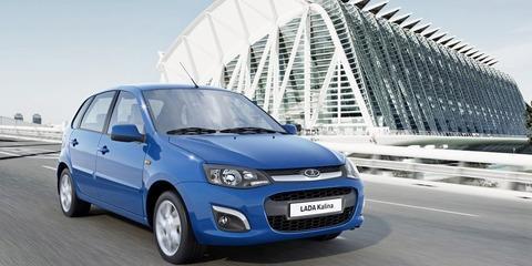 В марте продажи автомобилей «АвтоВАЗа» упали на 17,45%