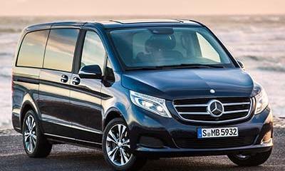 Рублевые цены на новый Mercedes-Benz V-Class