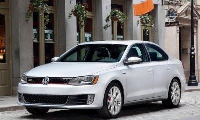Обновленный Volkswagen Jetta презентуют на автосалоне в Нью-Йорке