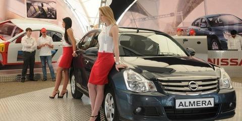 Седан Nissan Almera подорожал в России уже второй раз с начала продаж